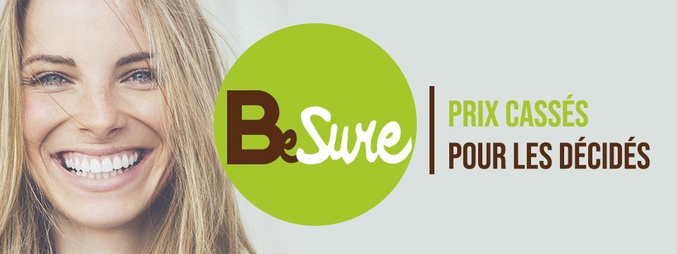 Offre BeSure : vos séjours et vacances à prix cassés !