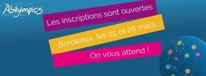 Les ABILYMPICS à Bordeaux