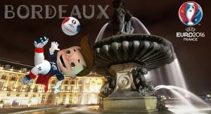 L'Euro 2016 à Bordeaux